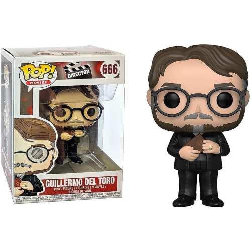 Figura Guillermo del Toro Funko POP Iconos
