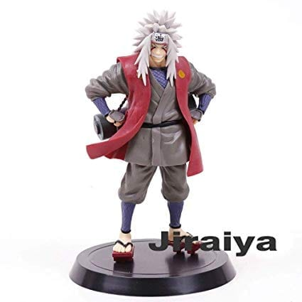 "Figura Jiraiya Banpresto Naruto Anime en Bolsa 6"" (copia)"