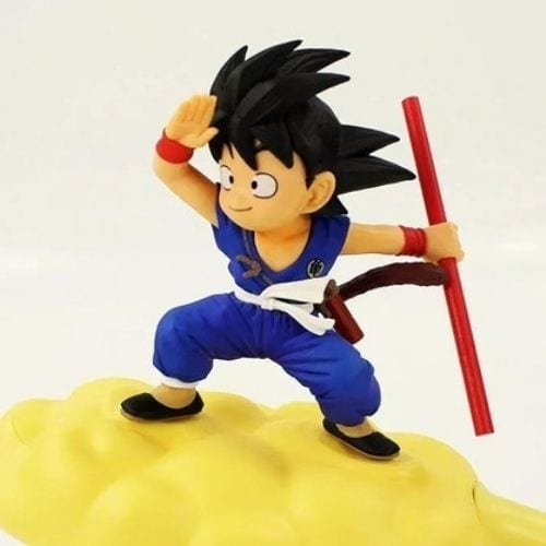 Figura Goku Niño PT Dragon Ball Anime (sobre nube Voladora)