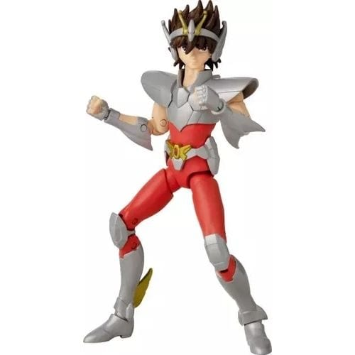 Figura Pegasus Seiya Bandai Caballeros del Zodíaco Anime