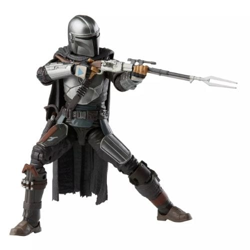 Figura Articulada Mandaloreano Hasbro Black Series The Mandalorean Star Wars