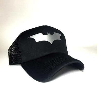 Gorra de Malla Dark Knight Logo PT Batban DC Comics