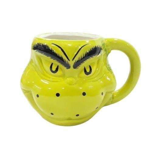 Mug Grinch PT Grinch Iconos