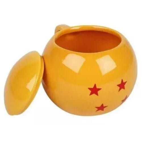 Mug Esferas del Dragon PT Dragon Ball Anime 3D