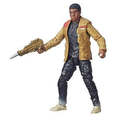 Figura Articulada FInn  Hasbro Star Wars Jakku The Black Series