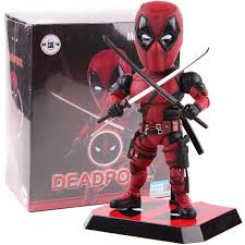 Figura Deadpool Mutantion Arts Marvel 7''