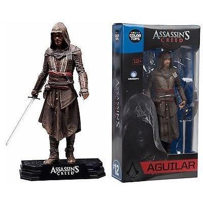 Figura Artuculada Aguilar Mc Farlane Assasins Creed Videojuegos