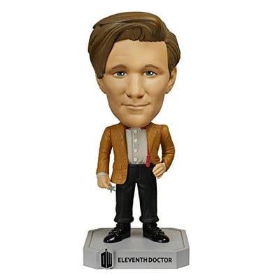 Figura Eleventh Doctor Funko Wobbler Doctor Who Ciencia Ficción