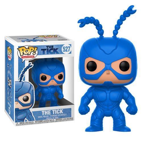 Figura The Tick Funko POP Animados