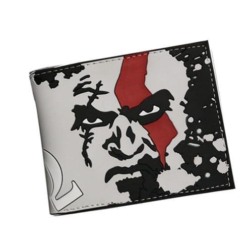 Billetera Kratos PT God of War Videojuegos