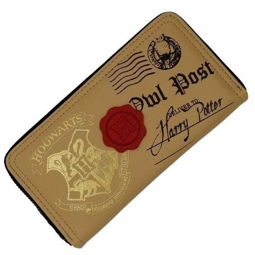 Billetera Mujer Postal PT Harry Potter Fantasía