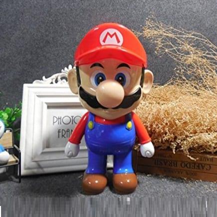 Lámpara Led Mario Bros PT Videojuegos 8''
