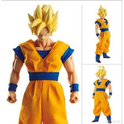 """Figura Goku Super Saiyan DOD Dragon Ball Anime 9"""" High Quality Reproduction"""