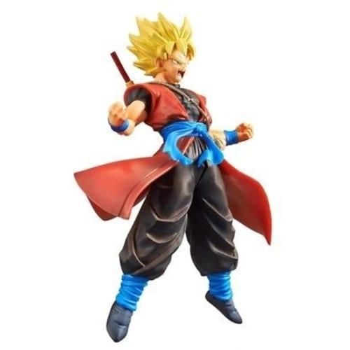 Figura Goku Dragon Ball Anime DXF Xenoverse Goku SSJ 6''