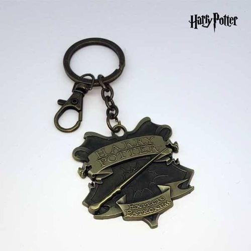 LLavero Metálico Expectro Patronum PT Harry Potter Fantasía
