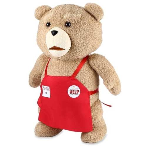 """Peluche Oso Ted NN Ted Iconos Uniforme 8"""""""
