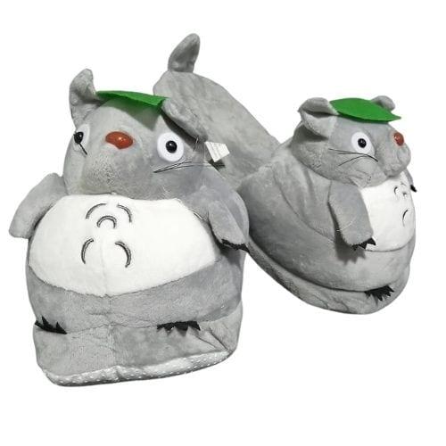 Babuchas Totoro PT Mi Vecino Totoro Anime