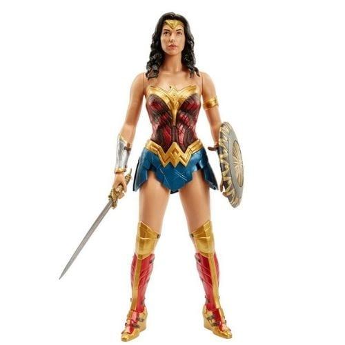 "Figura Articulada Wonder Woman PT Wonder Woman DC Comics con Escudo 7"""