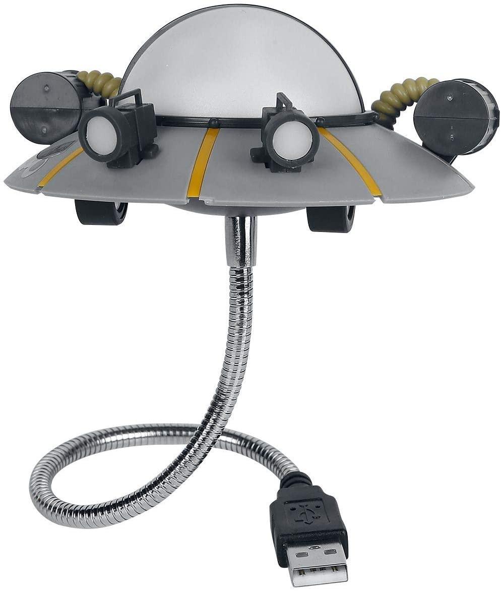 Rick & Morty - Luz USB para PC (Entrega de 3 a 4 semanas una vez realizado el pago)