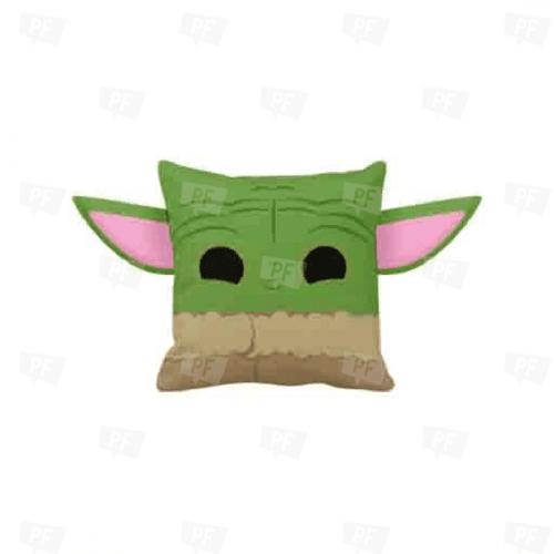 Cojin Grogu ParaFanaticos Star Wars 15X15 cms Baby Yoda