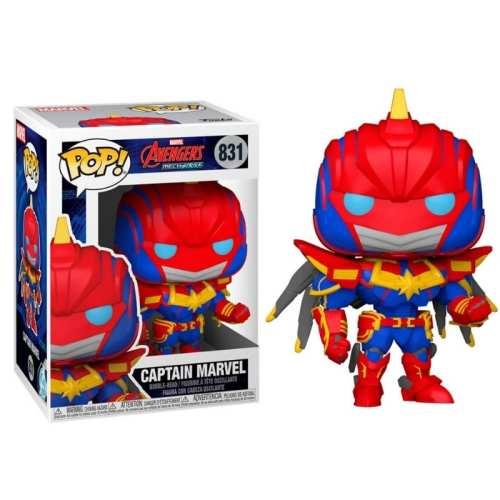 Figura Capitana Marvel Funko POP Avengers Marvel MechStrike