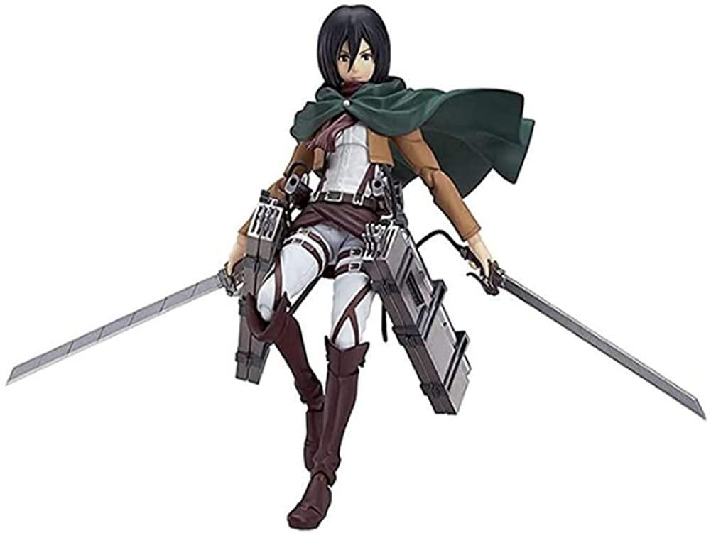 Figura Mikasa Ackerman Attack on Titan Anime 5.9''