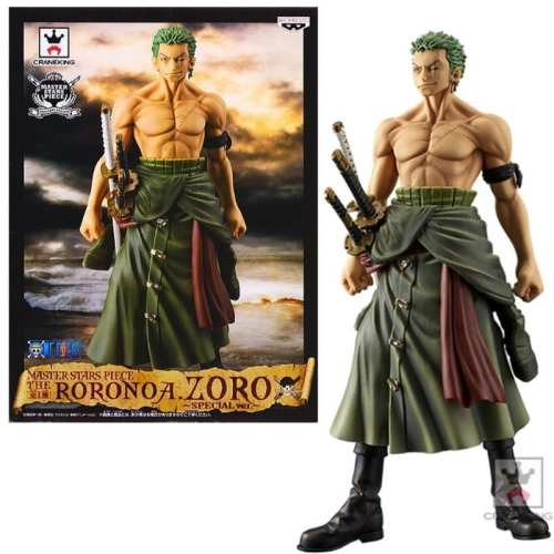 Figura Zoro Roronoa PT One Piece Anime Master (imitacion)