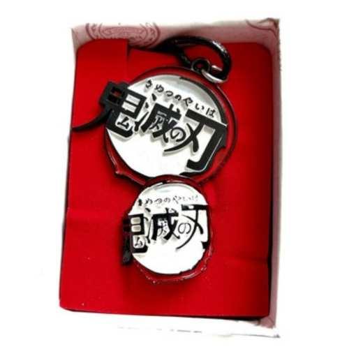 Set Collar Anillo Kimetsu No Yaiba PT Demon Slayer Anime