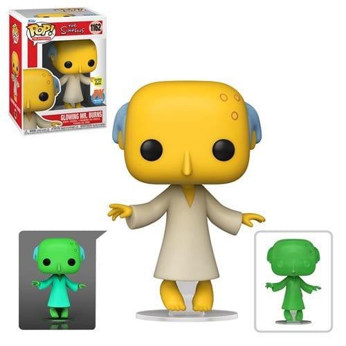 Figura Funko POP Los Simpsons Animados (Pre-Venta Llegada Aproximada Diciembre)
