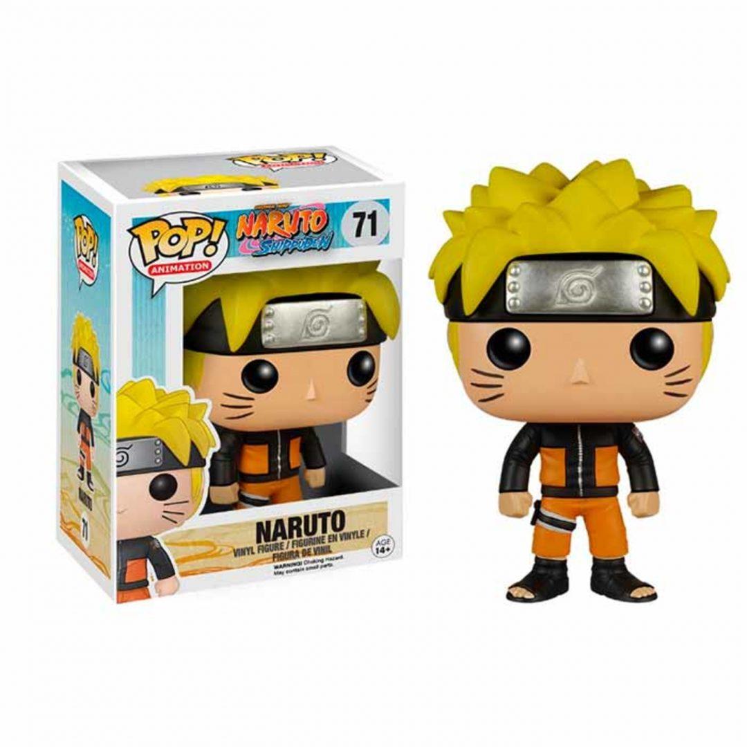 Figura Naruto Funko POP Naruto Anime