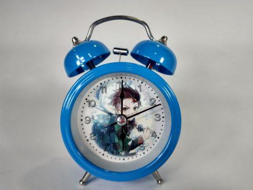 Reloj Despertador Tanjiro Kamado Pt Kimetsu No Yaiba Anime