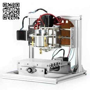 Порядок сборки 3D гравера. Часть - первая. Электрическая схема