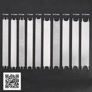 Ножи для минарет форма A
