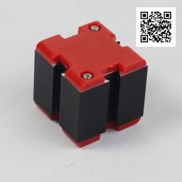 Подставка под переднею или заднюю бабку модульного токарного станка