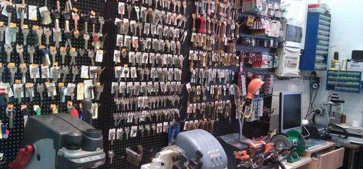 Примерные цены на изготовление ключей и их дубликатов