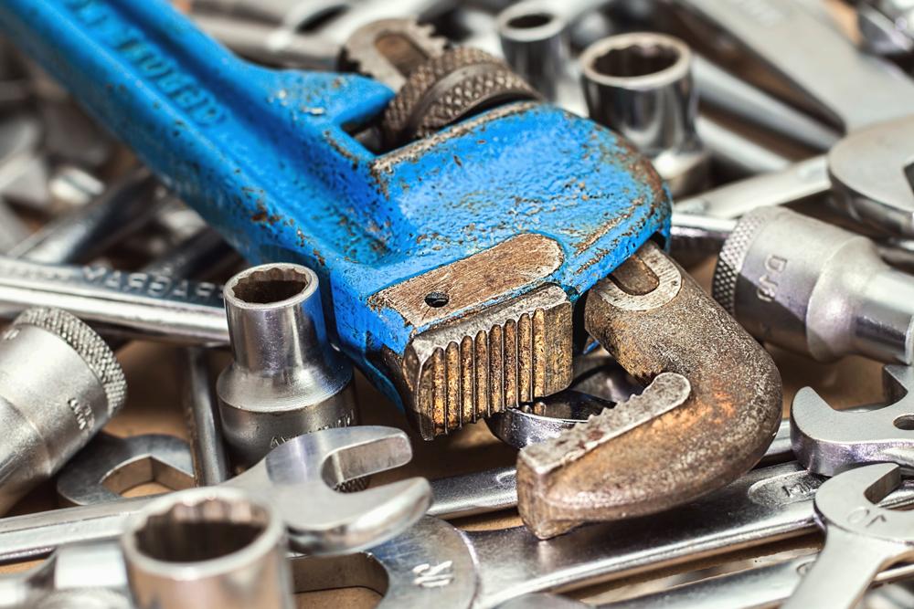 Schraubschlüssel