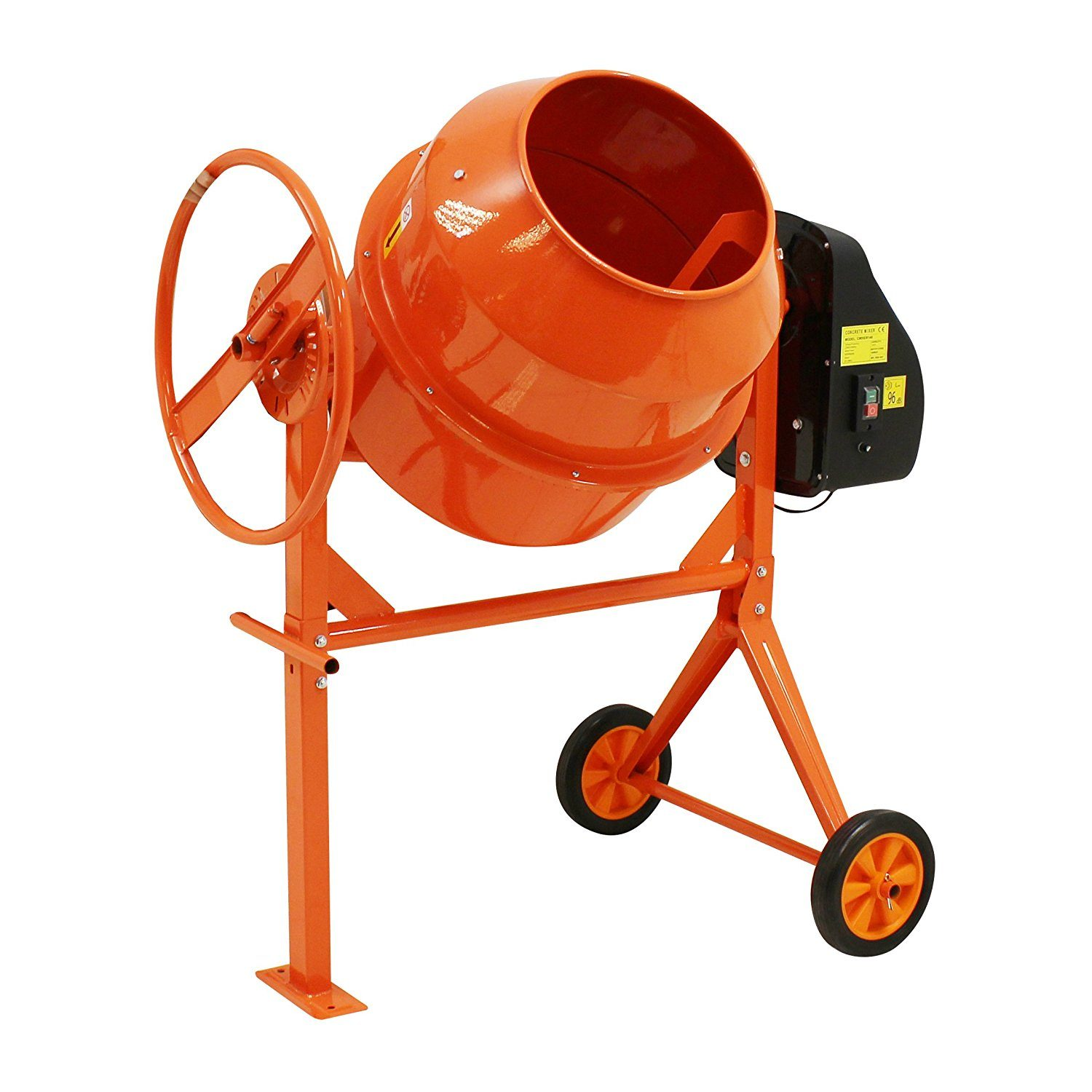 number 3 rated cement mixer