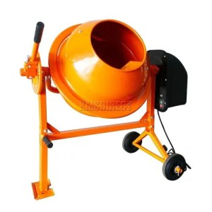 Foxhunter 240v 250w Cement Mixer