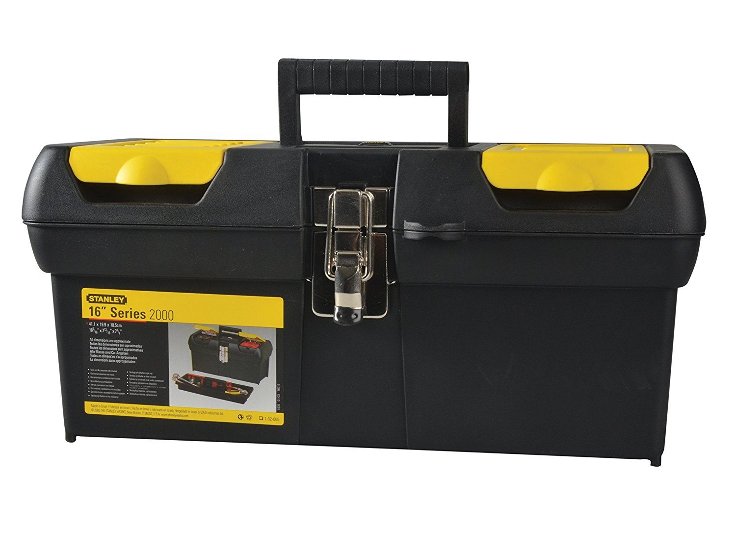 Stanley 16In Toolbox 1 92 065 Review