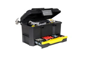 Stanley 170316 19-inch 1-Touch Toolbox with Drawer
