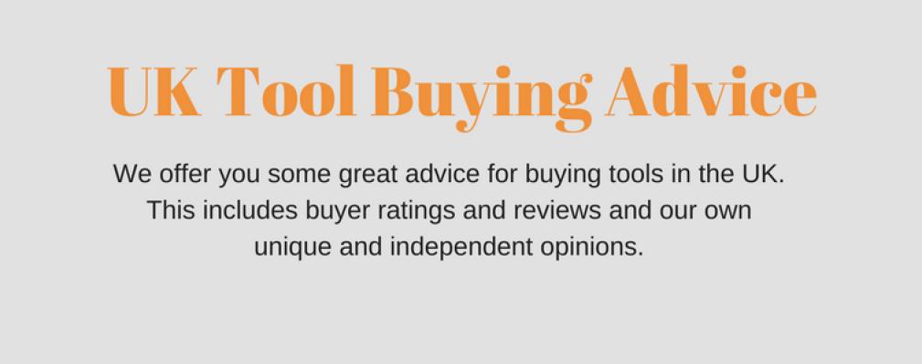 UK Tool Buying Advice Image