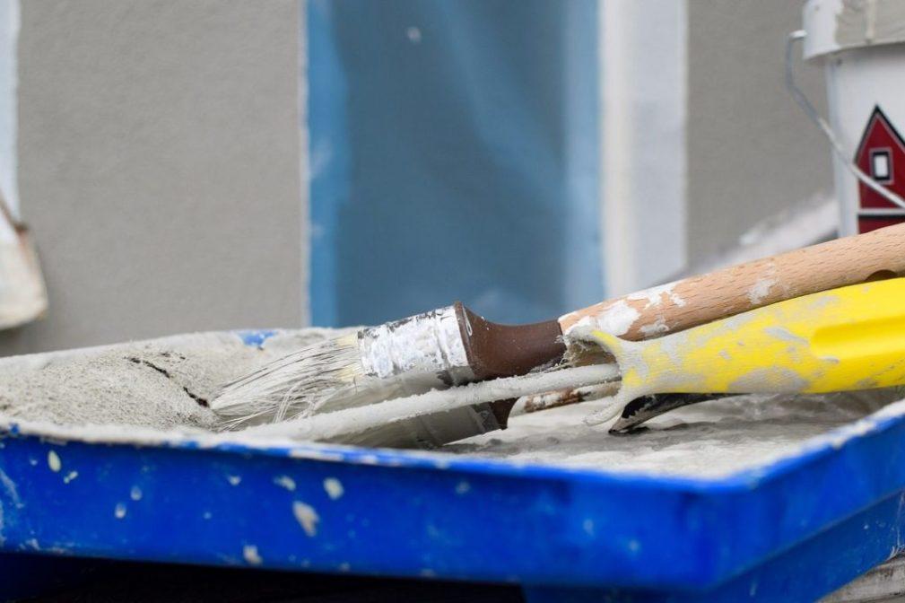 preparing your paint brushes
