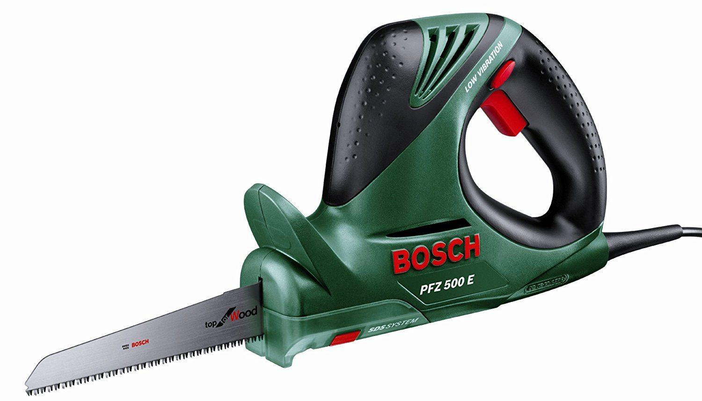 picture of a Bosch PFZ 500 E All Purpose Saw