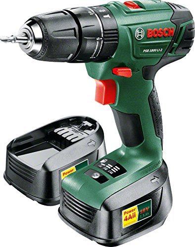 Bosch PSB 1800 Cordless Hammer Drill