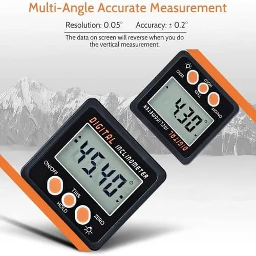 Inclinometer reviews
