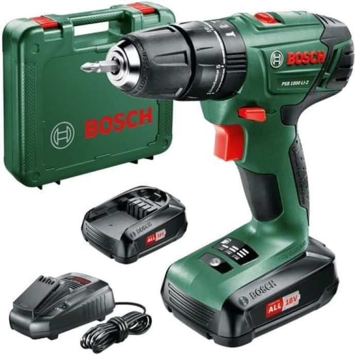PSB 1800 cordless drill