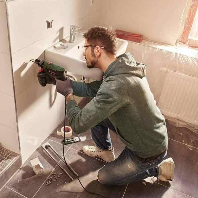 cordless drill for brick block and masonry
