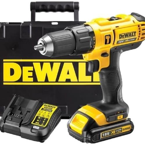 dewalt cordless 18 volt drill