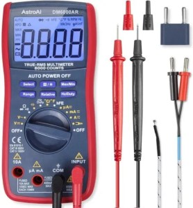 Picture of a multimeter