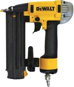 Picture of a Dewalt nail gun